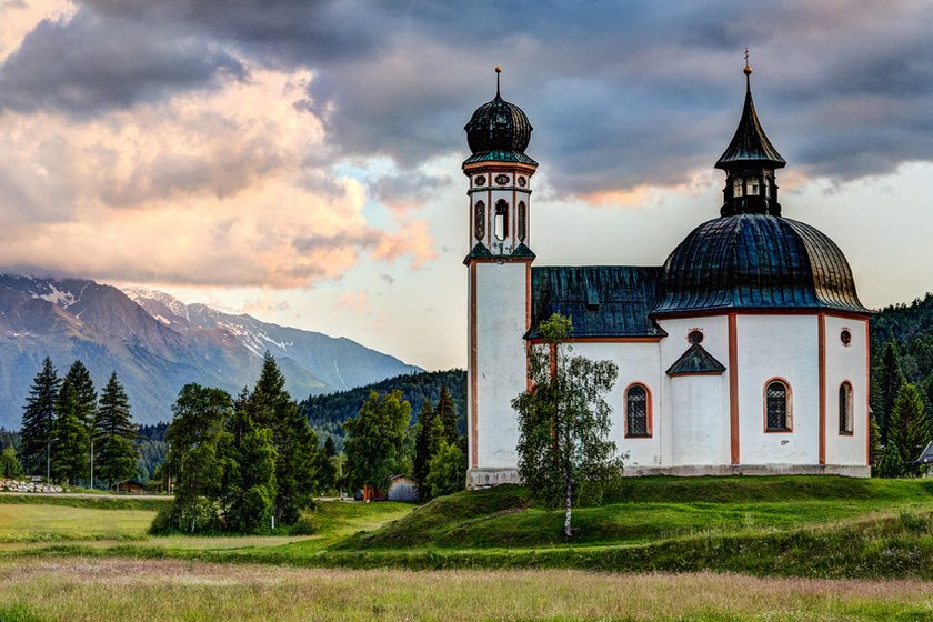 Kirche Seefeld in Tirol