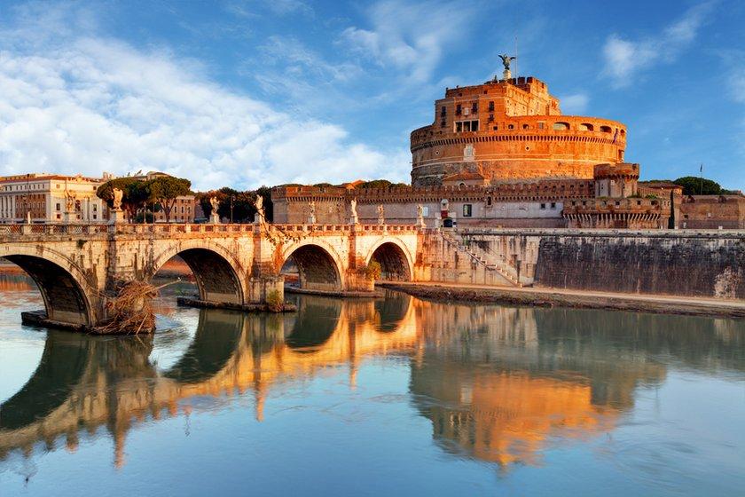 Rome - Castel Saint Angelo