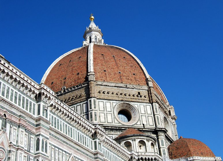 dome duomo cathedral brunelleschi