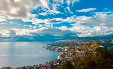 As secure as a Swiss safe: New hotel project on Lake Geneva