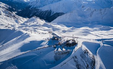 Chalet-Resort at Austria's largest ski area for sale