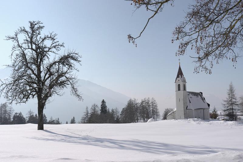 Moesern Kirche - © Olympiaregion Seefeld
