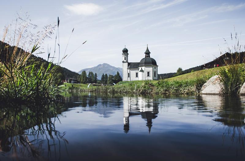 Seekircherl in der Olympiaregion - © Olympiaregion Seefeld