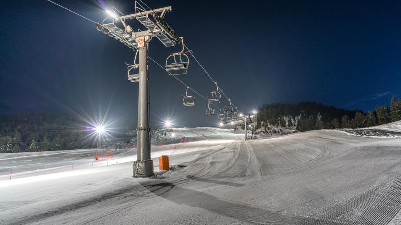 Skigebiet Leutasch - © Olympiaregion Seefeld