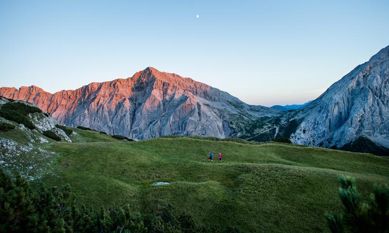 Wanderung im Karwendel Naturpark - © Olympiaregion Seefeld