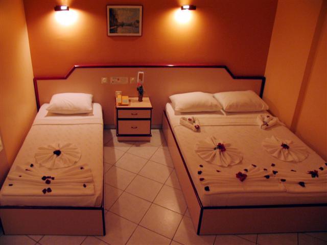 3 Zimmer Bett
